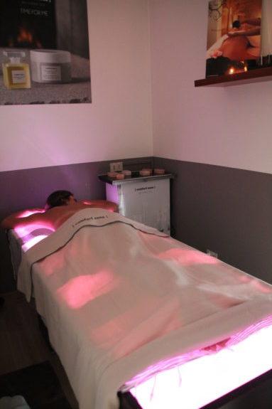 Massaggio Su Lettino Ad Acqua.Acqua Room Massage Massaggio Su Lettino Ad Acqua Riscaldata